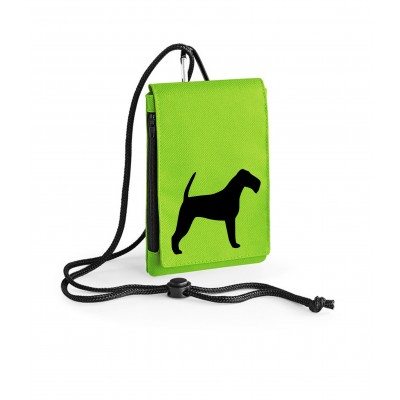Breed Silhouette - Phone Pouch