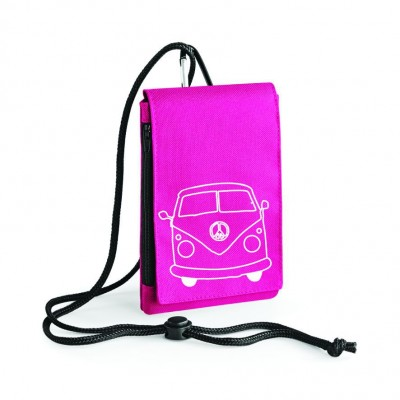 Split Screen Camper - Phone Pouch