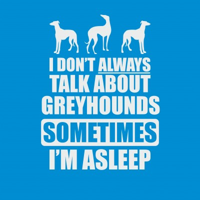 Talk About Greyhounds