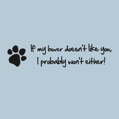 If My (Breed)...