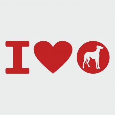 I Love My (Breed)