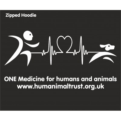 Humanimal Trust - Heartbeat - Adult Polo Shirt