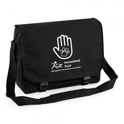 Humanimal Trust - Hand Paw - Messenger Bag