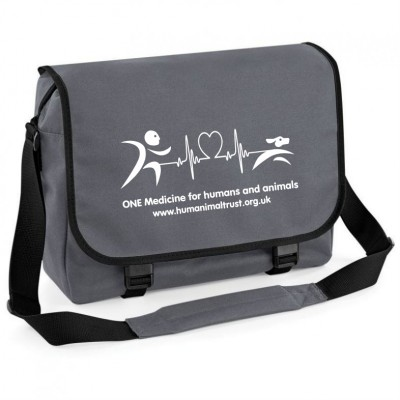 Humanimal Trust - Heartbeat - Messenger Bag
