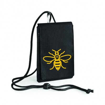 Manchester Bee - Phone Pouch