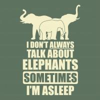 Talk About Elephants
