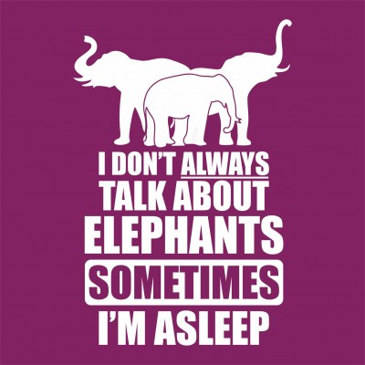 Talk About Elephants