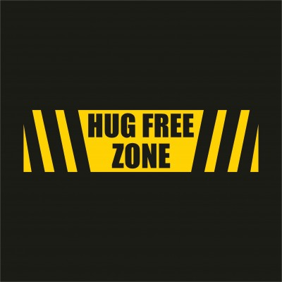 Hug Free Zone