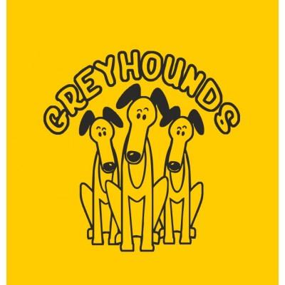 3 Greyhounds