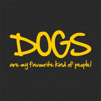 Dogs - Favourite People!