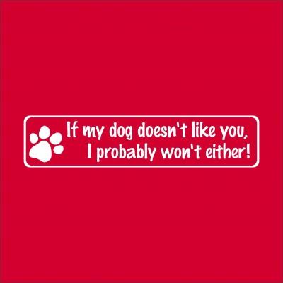 If My Dog (Original)