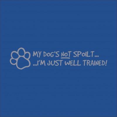 Spoilt (Dogs)