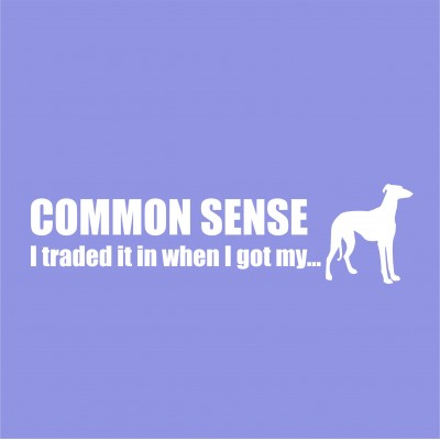 Common Sense Greyhounds