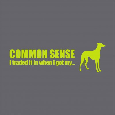 Common Sense (Greyhounds)