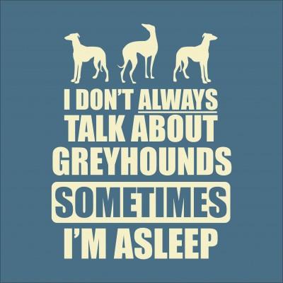Talk About Greyhounds