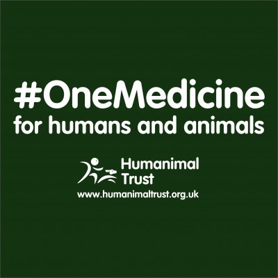 Humanimal Trust - One Medicine - Adult Tee Shirt