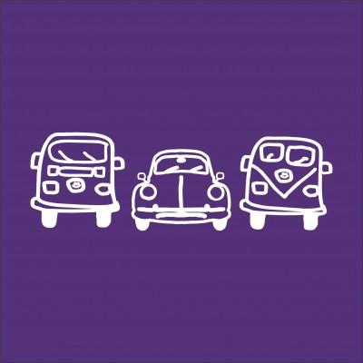 Cartoon VW's
