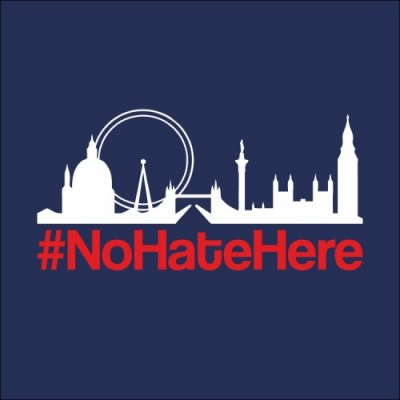 #NoHateHere (London)