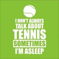 Talk About Tennis