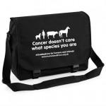 Humanimal Trust - Cancer - Messenger Bag