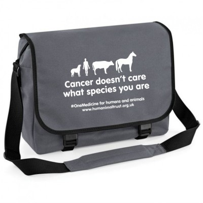 Humanimal Trust - Cancer - Messenger Bag