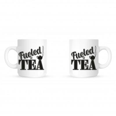 Fueled By Tea - Mug