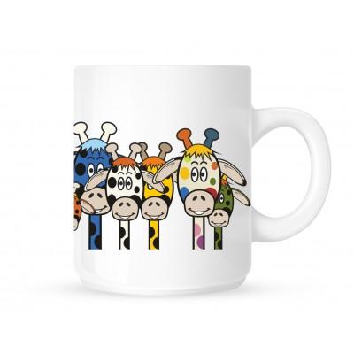 Giraffes - Coffee Mug